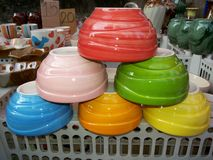 Ceramic bowl Royalty Free Stock Images
