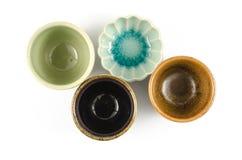 Ceramic bowl stock photos