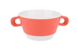 Ceramic bowl. Royalty Free Stock Images