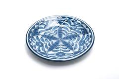 Ceramic bowl japanese style vintage pattern Stock Photos