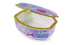 Ceramic box Royalty Free Stock Photos