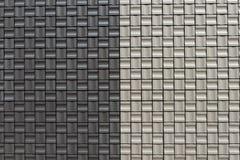 Ceramic brick tile wall. Seamless brick wall stock photography