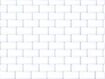 Ceramic brick tile wall. Vector illustration. Ceramic brick tile wall. Vector illustration in Eps 10 format Stock Photo
