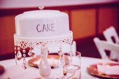 Ceramic Cake Cover Royalty Free Stock Photos