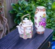 Ceramic Chinaware royalty free stock images