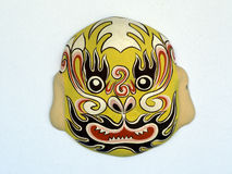 Ceramic chinese mythical figure Royalty Free Stock Photography