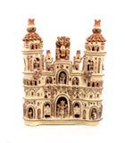 Ceramic of church Stock Image