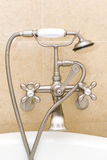 Classic Bathtub Faucet Royalty Free Stock Images