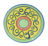 Ceramic coasters Royalty Free Stock Image