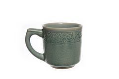 Ceramic coffee mug. Stock Image