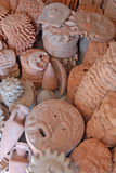 Ceramic collection Stock Photography