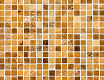 Ceramic colorful tiles mosaic composition pattern backgrou Royalty Free Stock Photo