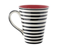 Ceramic cup. Royalty Free Stock Photography