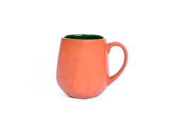 Ceramic cup Royalty Free Stock Photography