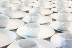 Ceramic cup Royalty Free Stock Images