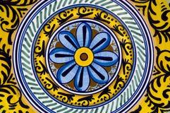 Ceramic decoration Royalty Free Stock Photography
