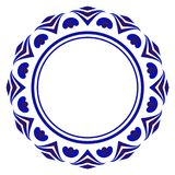Ceramic design. Plate design, ceramic decorative round ornamental Islam style, Mandala background, porcelain ornate archetype dish, vector illustration vector illustration