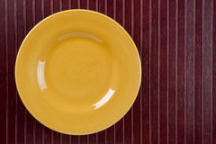 Ceramic dish Stock Photo