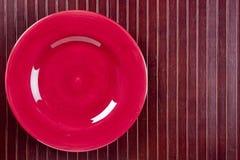 Ceramic dish Royalty Free Stock Image