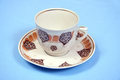 Ceramic dishes Stock Photography
