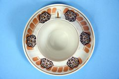 Ceramic dishes Royalty Free Stock Photo