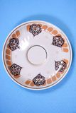 Ceramic dishes Royalty Free Stock Photography