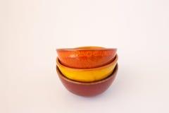 Ceramic Dishes Royalty Free Stock Photos