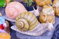 Ceramic dolls Royalty Free Stock Photos