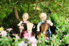 Ceramic dolls Stock Image