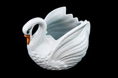 Ceramic duck Royalty Free Stock Photo