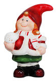 Ceramic dwarf Royalty Free Stock Images