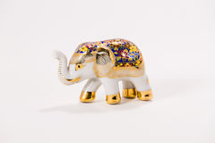Ceramic Elephant Stock Photography