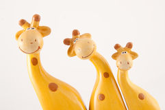 Ceramic family Royalty Free Stock Image