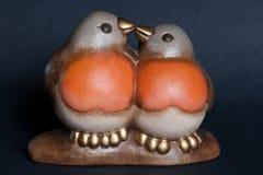 Ceramic figurine Royalty Free Stock Image