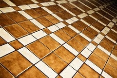 Ceramic floor Royalty Free Stock Photo