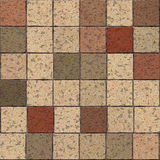 Ceramic floor tiles Royalty Free Stock Photos