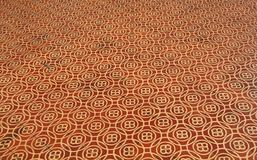 Ceramic Floor Tiles. Royalty Free Stock Photography