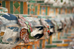 Ceramic flower Royalty Free Stock Photos