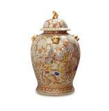 Ceramic flower vase Royalty Free Stock Photography