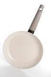 Ceramic Frying Pan Stock Photography