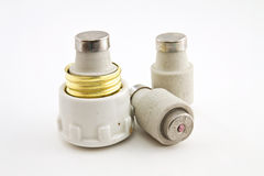 Ceramic Fuse Royalty Free Stock Image