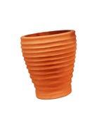 Ceramic garden pot Royalty Free Stock Photos
