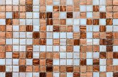 Ceramic glass colorful tiles Stock Photography