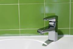 Ceramic hand wash basin royalty free stock photos