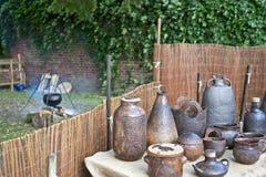 Ceramic handiwork Royalty Free Stock Images