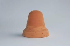 Ceramic handmade bell Royalty Free Stock Photos