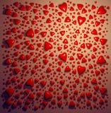 Ceramic hearts Royalty Free Stock Photo