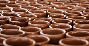 Ceramic hive Stock Images