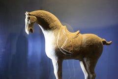 Ceramic horse Royalty Free Stock Photo