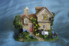 CERAMIC HOUSE Royalty Free Stock Image